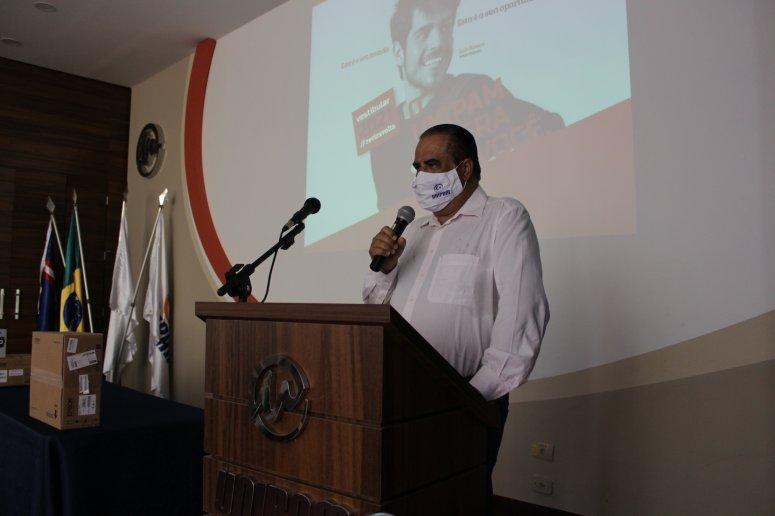 Com campanha alusiva a reviravolta, UNIPAM realiza coletiva de lançamento do Vestibular 2021