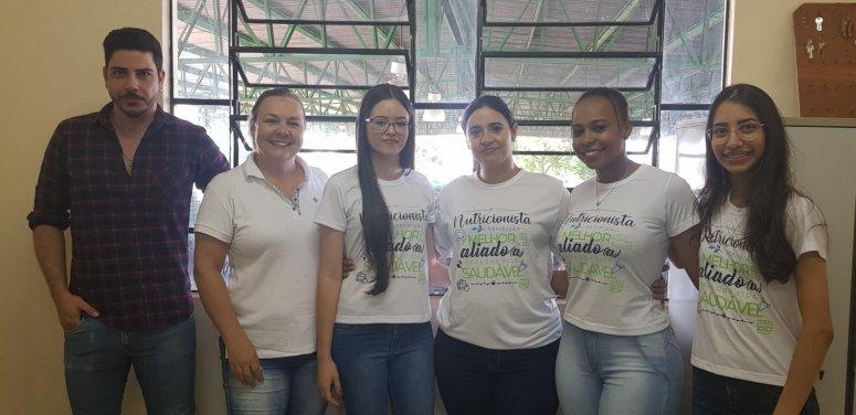 Ceasa recebe visita de alunas do curso de Nutrição