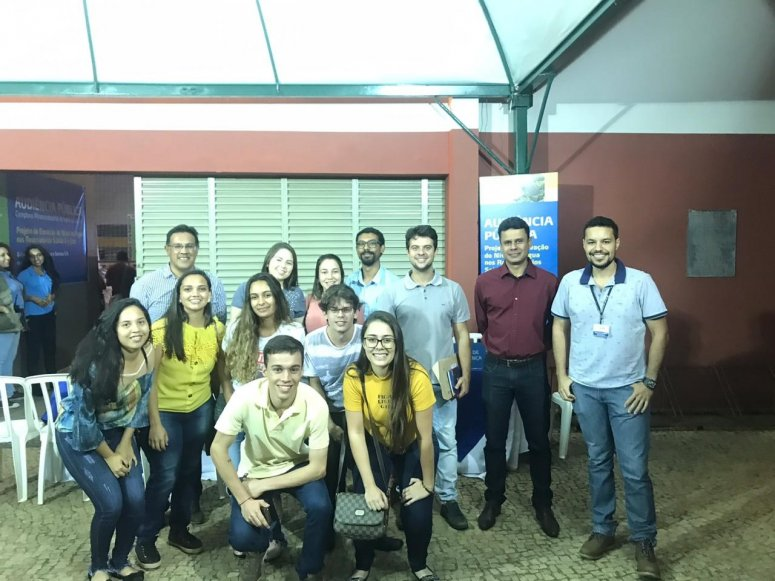 Alunos e professores do UNIPAM participam de audiência pública em Serra do Salitre