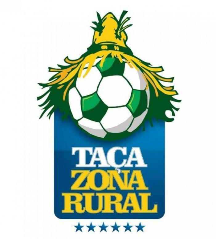 Abertura da Taça Zona Rural será no domingo, dia 10