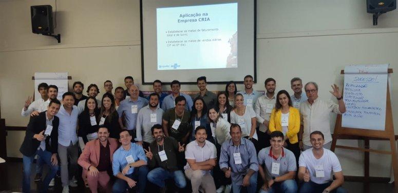 Empretec fomenta experiências de sucesso em Patos de Minas