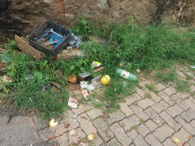 Programa Municipal de Combate à Dengue realiza mutirão no bairro Nossa Senhora Aparecida