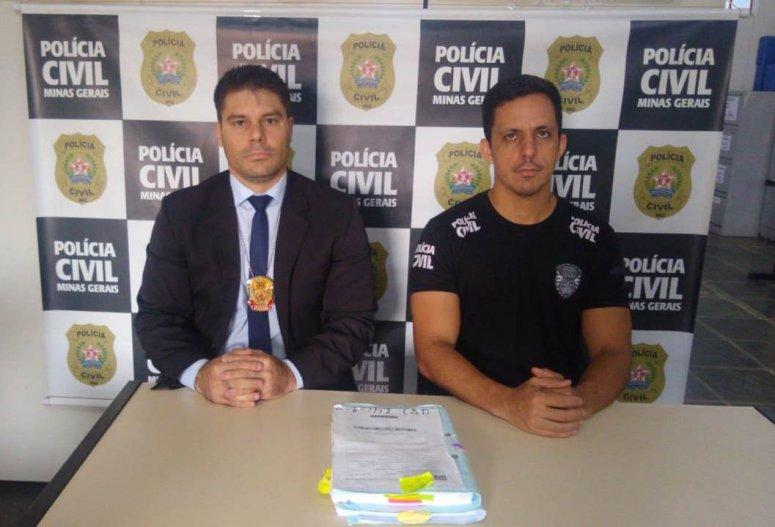 PC de Carmo do Paranaíba cumpre mandados e prende suspeitos de fazerem parte de facção criminosa de São Paulo