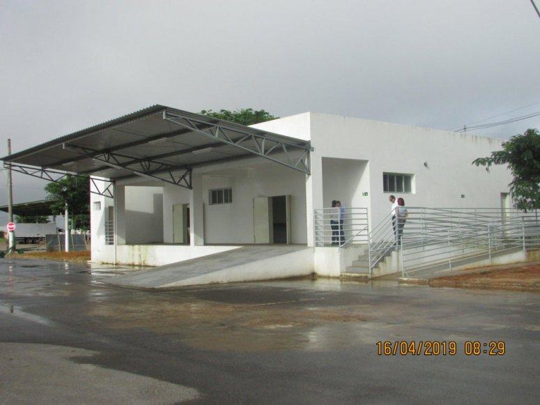 Prefeitura entrega as instalações do Banco de Alimentos Municipal