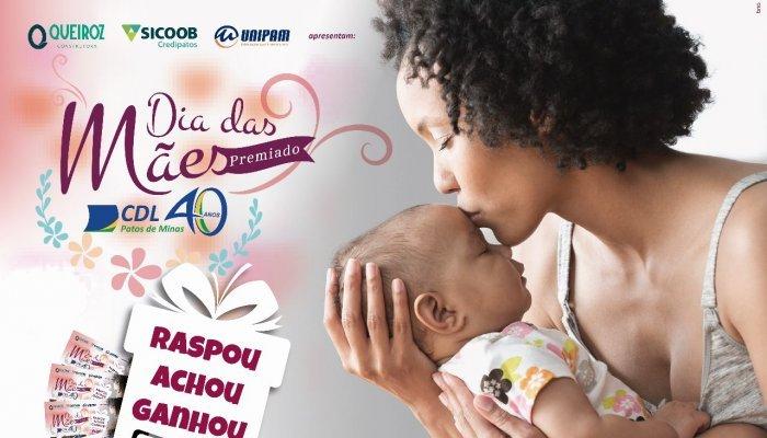CDL Patos de Minas lança nesta quinta-feira, a promoção para Dia das Mães e apresenta dicas para vitrine