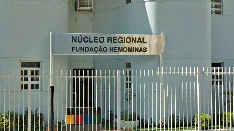 Unidades da Hemominas não funcionam para atendimento  a doadores de sangue nesta quarta-feira