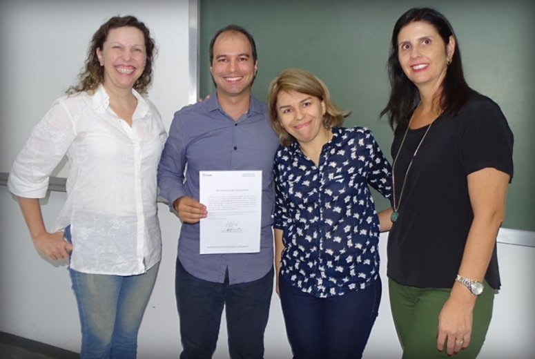 Professor do UNIPAM conclui Mestrado em Educação