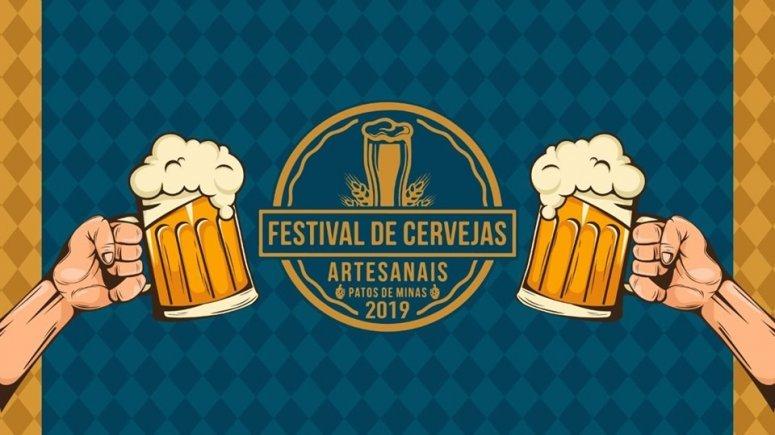 Vem aí a 4ª edição do Festival de Cervejas Artesanais de Patos de Minas