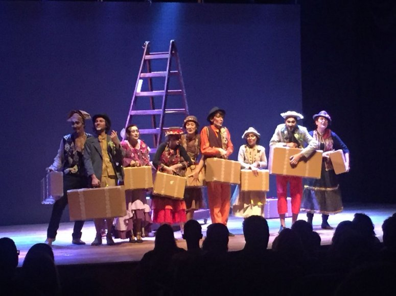Grupo TUPAM ganha cinco prêmios no Festival de Teatro de Guaranésia