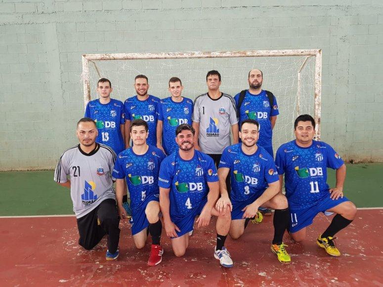 Futsal Masculino de Patos de Minas vence Etapa Regional e se classifica para a Estadual do JIMI 2018