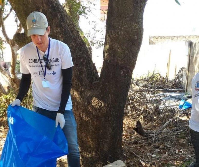 Mutirões para recolhimento de materiais inservíveis são realizados em vários bairros da cidades