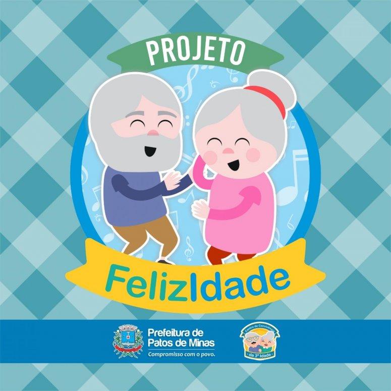 Centro de Convivência da Terceira Idade realizará Projeto FelizIdade nesta sexta-feira