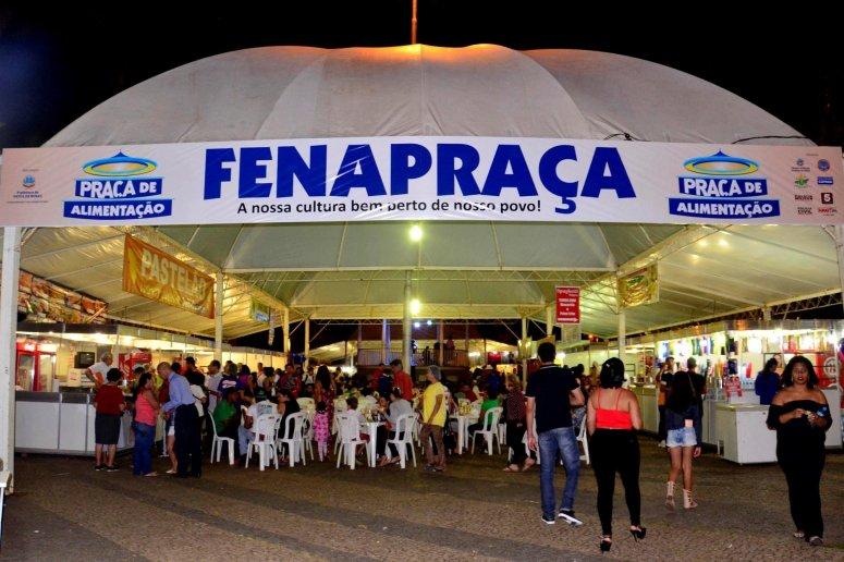 Fenapraça inicia amanhã com exposições artísticas, shows musicais e peças teatrais