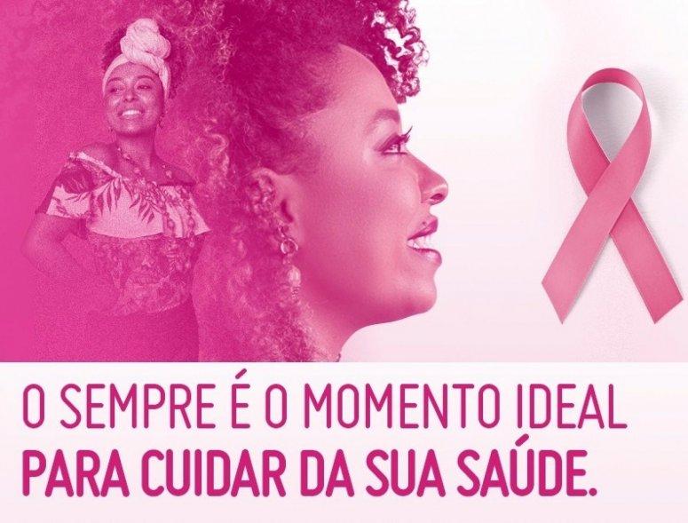 Campanha Outubro Rosa: Faserv concede guias extras para consultas de prevenção ao câncer de mama neste mês