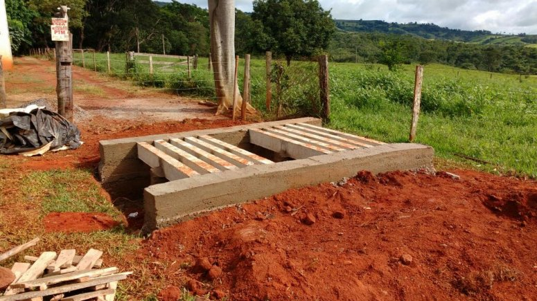 Secretaria de Agricultura faz balanço de obras realizadas durante a semana na área rural