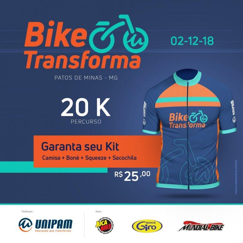 """Inscrições para o """"Bike Transforma"""" começam na próxima semana"""