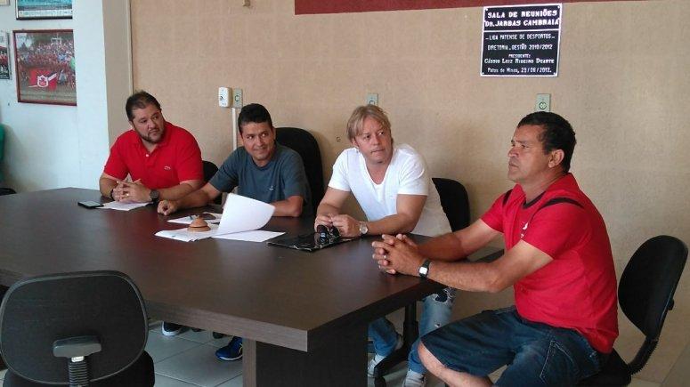 Arbitral define grupos, datas e regras da Taça Zona Rural