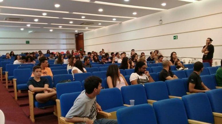 """Curso de """"Introdução ao Anarquismo"""" é realizado no UNIPAM"""