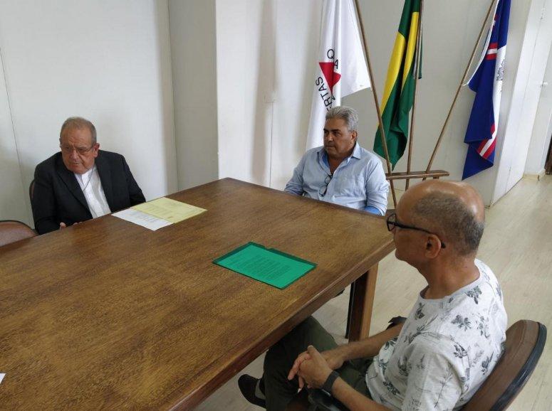 Formalizada proposta para instalação de Santa Casa em Patos de Minas