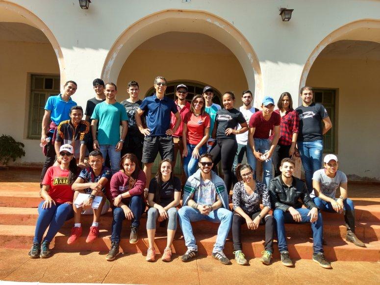 Alunos de Educação Física promovem 1º Trekking UNIPAM