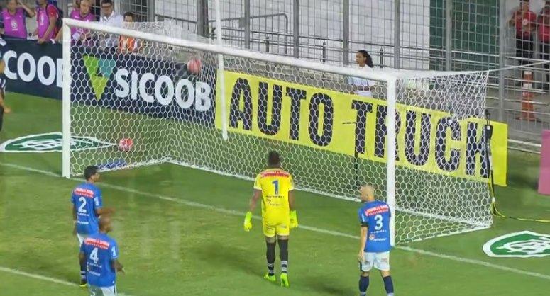 Atlético goleia a URT, e time titular embala antes da estreia na Copa Libertadores