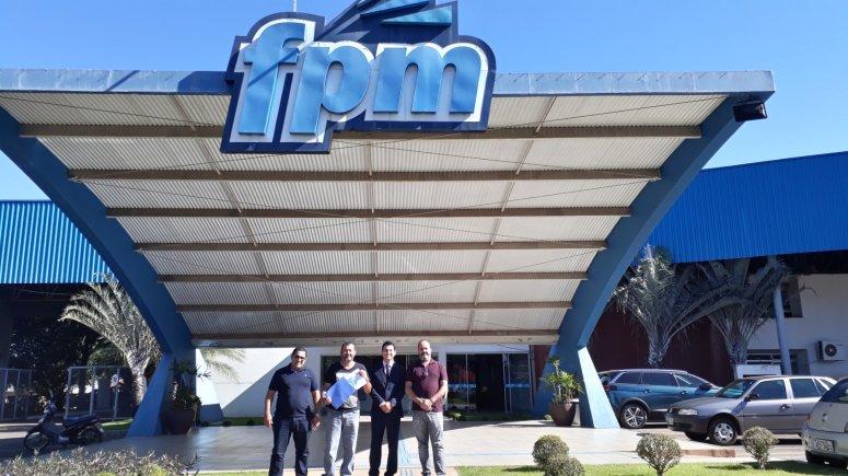 Associação dos praças policiais e bombeiros militares de MG fecha parceria com a FPM