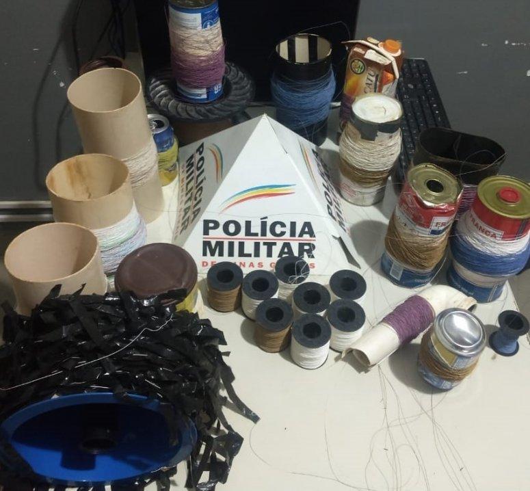 Polícia Militar intensifica operação de combate ao uso de Cerol e linha chilena em Paracatu