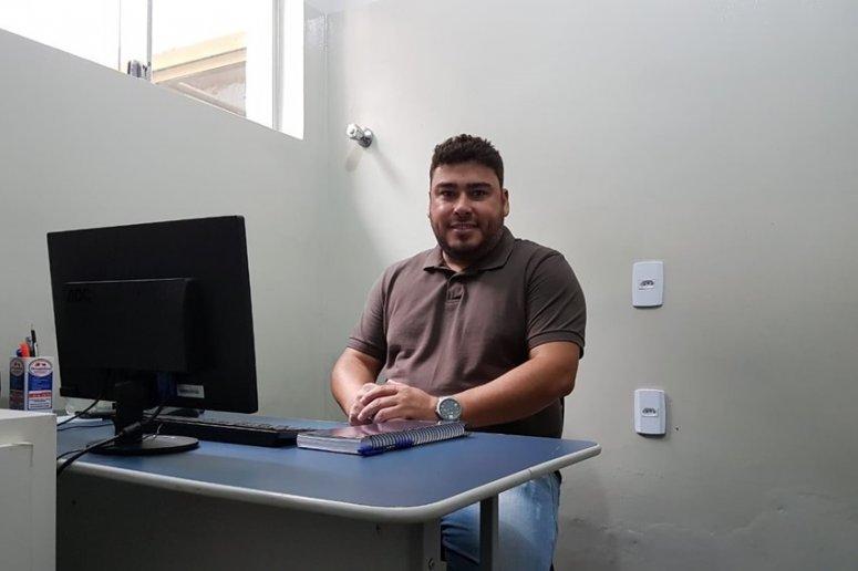 Graduado em Fisioterapia na FPM é o novo diretor do Hospital Municipal de Rio Paranaíba