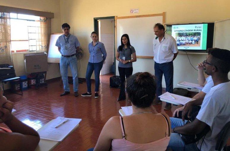 Aprendizagem Rural inicia terceira turma em Patrocínio, no Alto Paranaíba