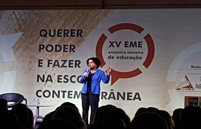 Coordenador de História e da Pedagogia participa de Encontro Mineiro de Educação