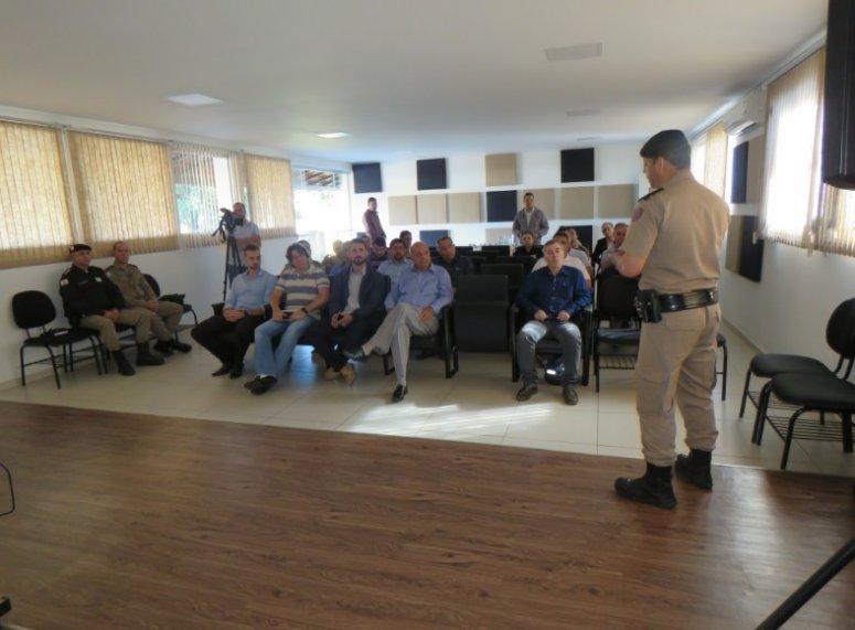Polícia Militar divulga grande redução dos índices de criminalidade e ampliação do Projeto Olho Vivo