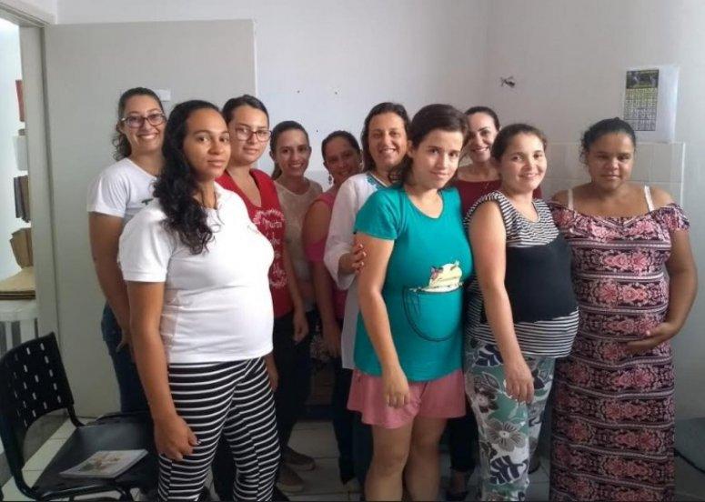 Equipe da Unidade de Saúde André Luiz realiza ações educativas para pacientes