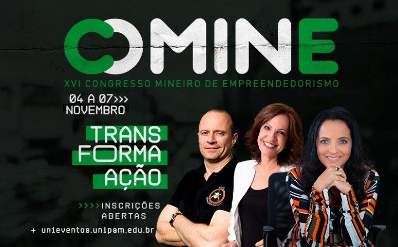 COMINE 2019 tem inscrições abertas e palestrantes divulgados
