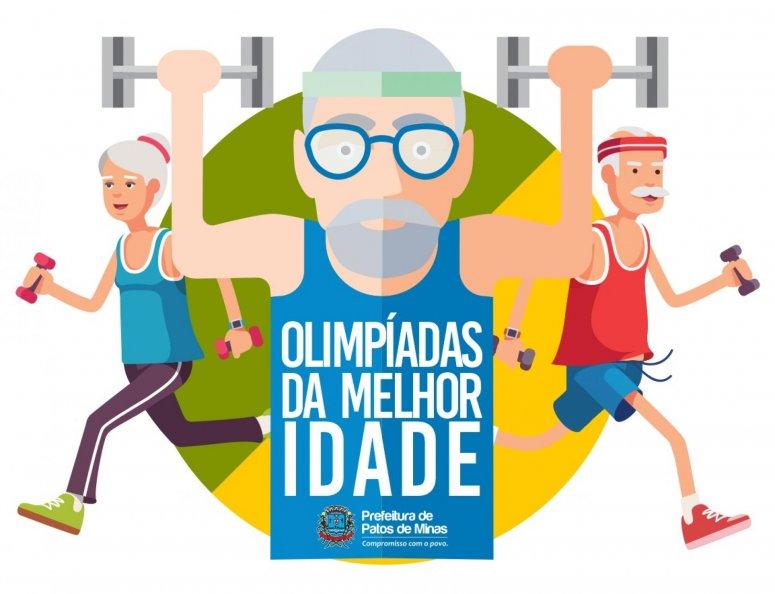 Olimpíadas da Melhor Idade começam nesta quinta-feira e prometem agitar as pessoas acima dos 50 anos