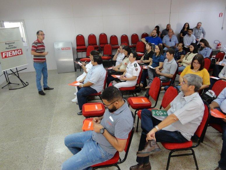 MTR para Resíduos de Saúde é tema de workshop