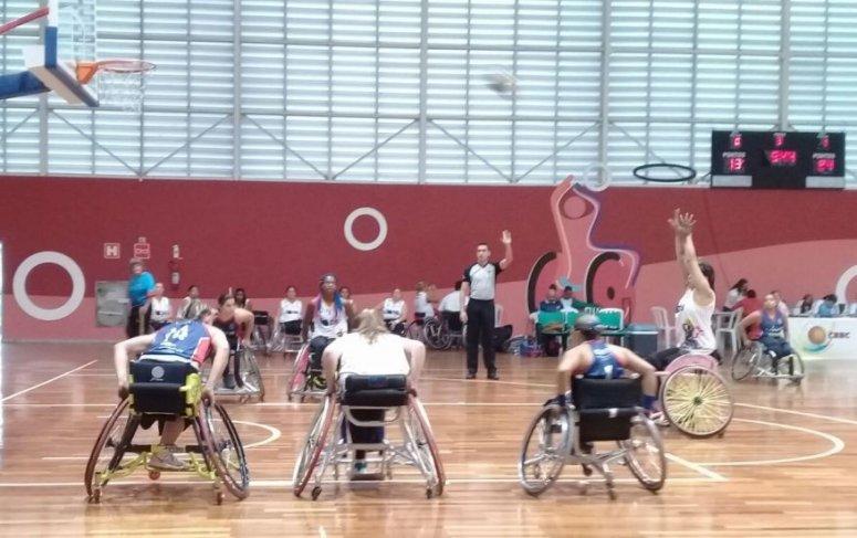 Equipe de basquete em cadeiras de rodas de Patos de Minas participa de Campeonato Brasileiro Feminino