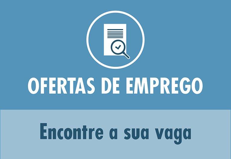 Vagas de emprego em Patos de Minas para esta segunda-feira, 12 de março