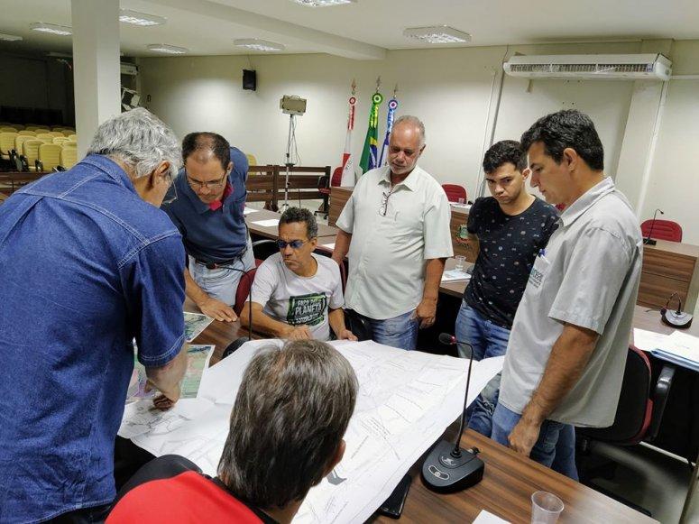 Codema discute a realização de eventos em parques públicos e áreas verdes de Patos de Minas