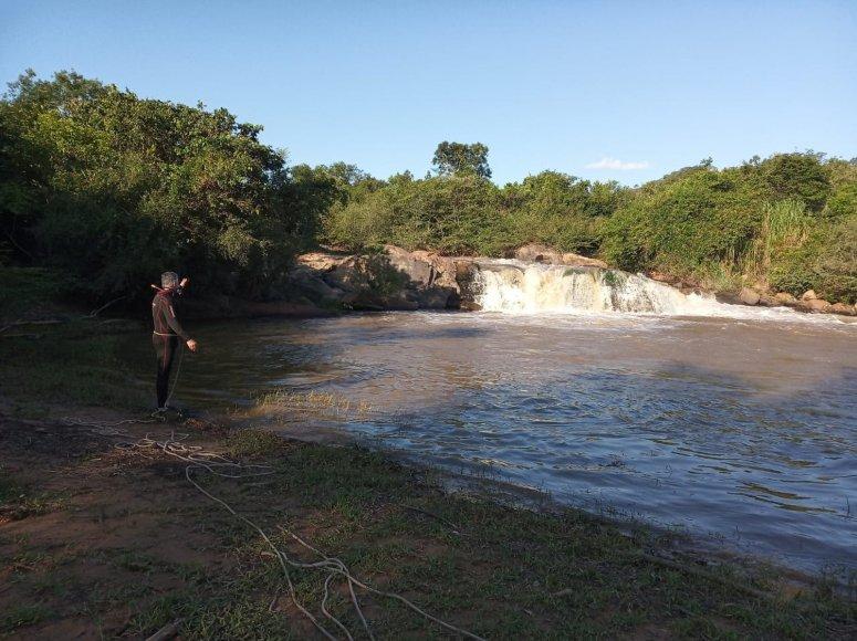 Patrocínio: Homem morre afogado em cachoeira