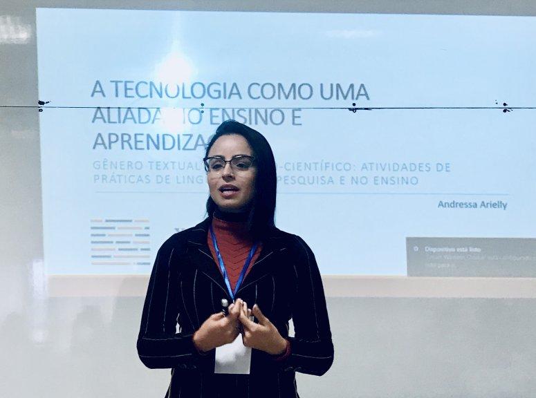 Professora do UNIPAM apresenta trabalho em Córdoba, na Argentina