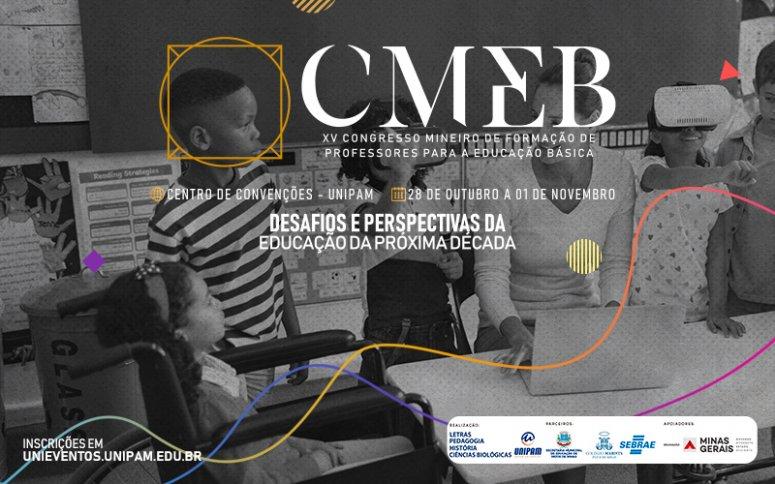Congresso Mineiro de Formação de Professores acontece neste mês