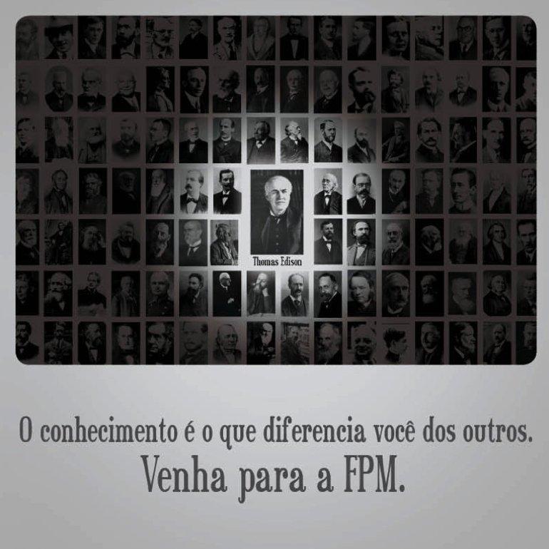 Pós-graduação da FPM anuncia matrículas abertas