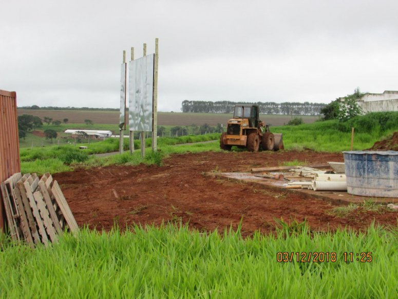 Obras para construção da UBS do bairro Alto Limoeiro começaram nesta segunda-feira