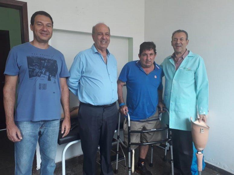 Prefeitura entrega equipamentos na Clínica Totó Veloso