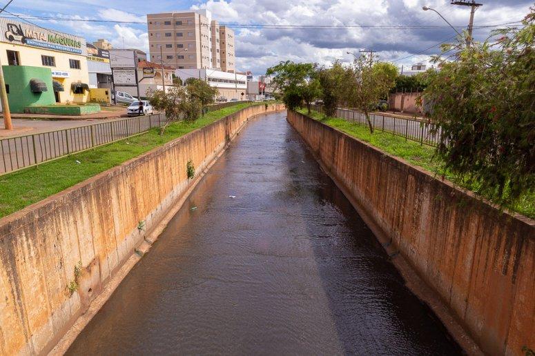 Copasa amplia esgoto tratado em Patos de Minas