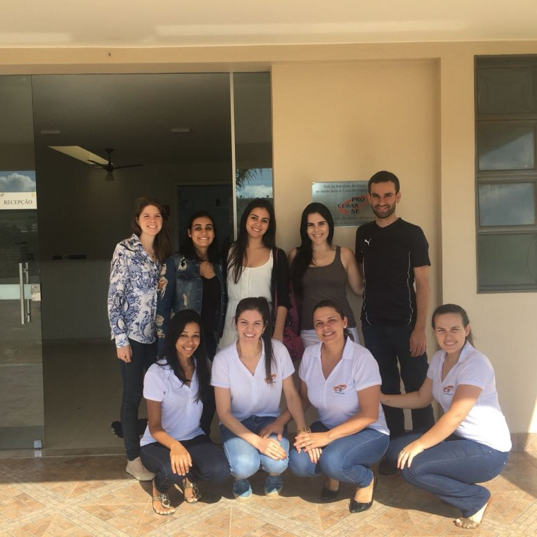 Liga Acadêmica de Medicina fecha parceria com Fundação Pró-Curar-Se