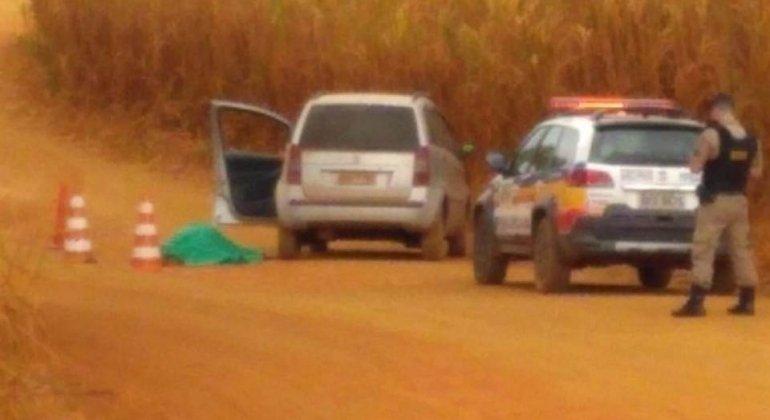 Homem é assassinado a tiros na zona rural de Lagoa Formosa