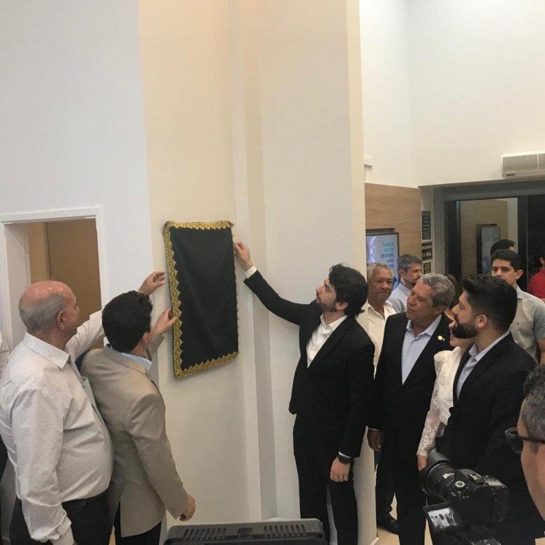 Hospital de Olhos do Alto Paranaíba: cerimônia de inauguração aconteceu na última sexta-feira