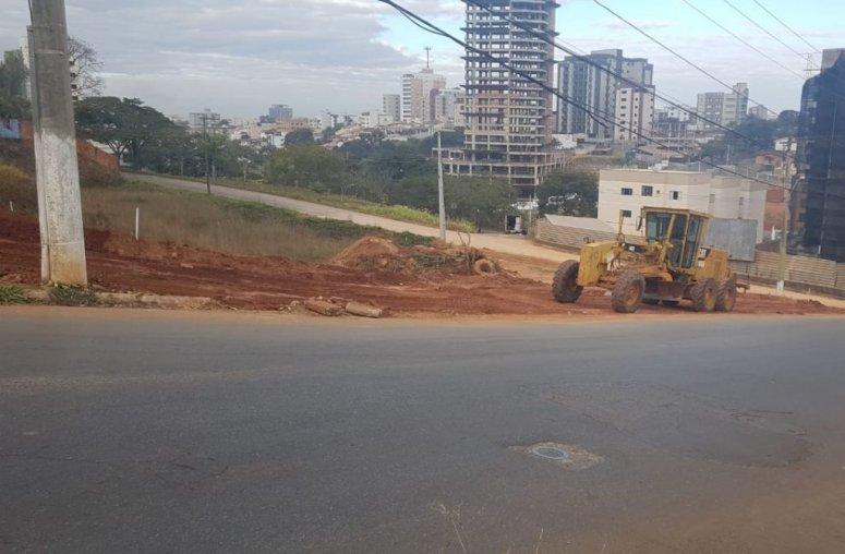 Trecho da Avenida Brasil, no Boa Vista, será alargada para melhorar fluxo