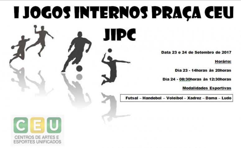 Praça CEU promove o I Jogos Internos da Praça CEU - JIPC